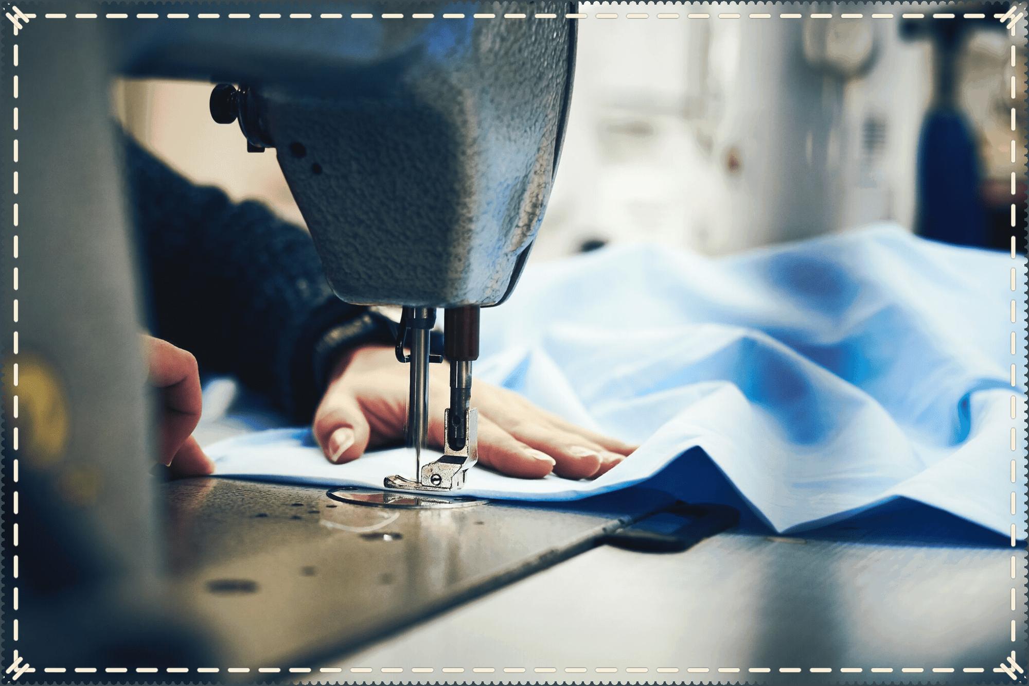 lavorazione artigianale camicia