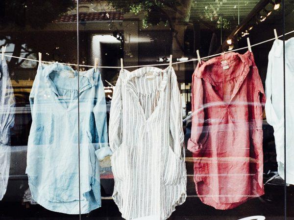camicie stese - come stendere una camicia